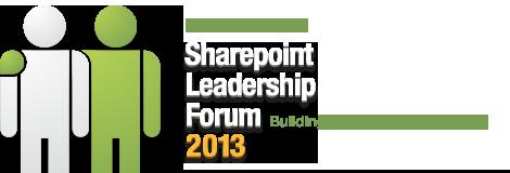 SharePointLeaderShipforum-2013