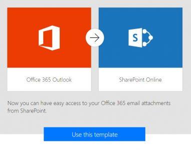 Flow E-Mail Anhang automatisch in eine SharePoint-Bibliothek speichern