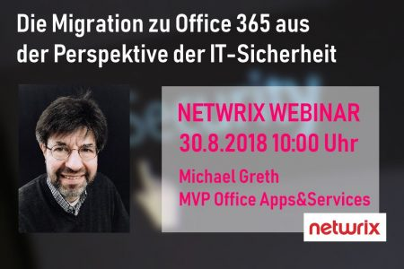 Die Migration zu Office 365 aus der Perspektive der IT-Sicherheit